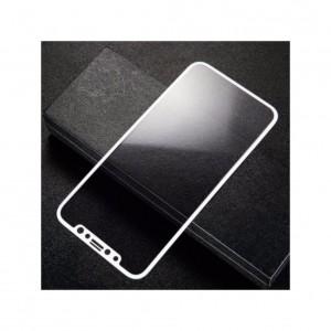 Baseus 0.3mm Silk-screen 3D Arc Tempered Glass for iPhone x