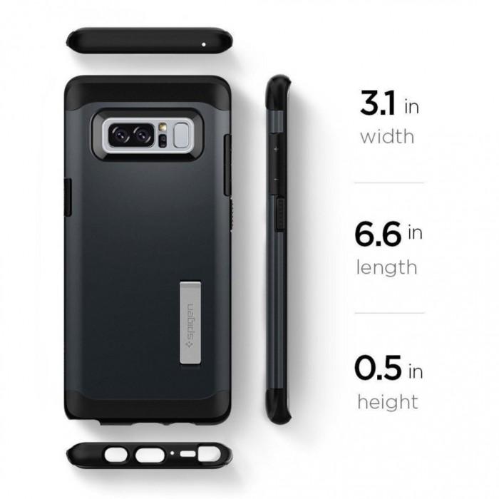 new arrivals 150fc 16042 Spigen Slim Armor Protective Case for Samsung Galaxy Note 8 (Satin ...