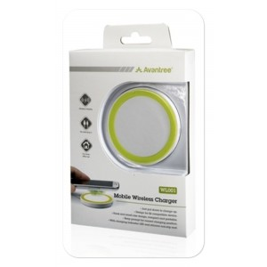 Avantree Qi-Standard Wireless Charging Pad - WL001