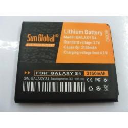 Sun Global Samsung Galaxy S4 Battery 3150mAh Black and orange