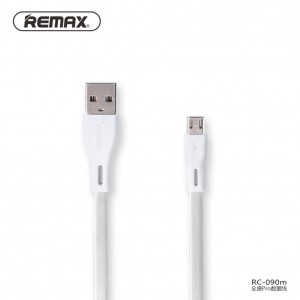 Original Remax RC-090m Full Speed Pro series Fast Charge MicroUSB Cable