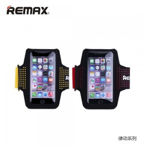 Original Remax Running Sweatproof Armband for 5.5' Smart Phone