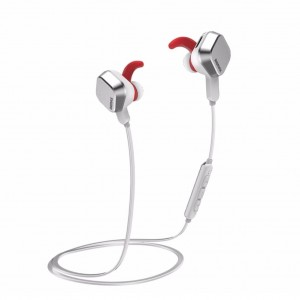 Original Remax RM-S2 Magnetic Stereo Bluetooth Wireless Headset (White)
