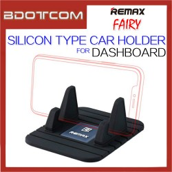 Original Remax Fairy Silicon Car Phone Holder for Dashboard