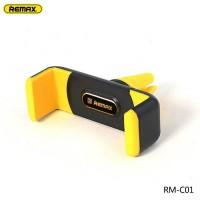 Original Remax RM-C01 Universal Air Vent Car Phone Holder