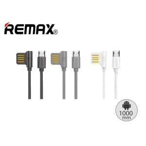 Original Remax RC-075m Rayan series MicroUSB Cable