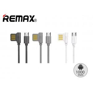 Original Remax RC-075m Rayan series MicroUSB Cable