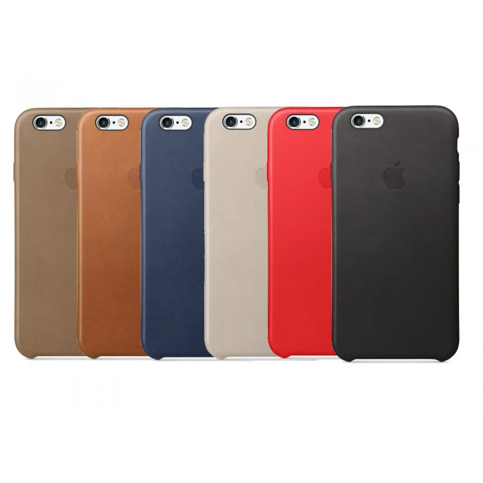 brand new 16306 3b798 High Quality Premium Leather Case for Apple iPhone 6s / 6