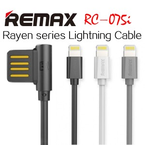 Original Remax RC-075i Rayen series Lightning Cable