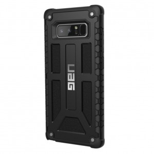 UAG Urban Armor Gear Protection Case Monarch Series for Samsung Galaxy Note 8 (Black)