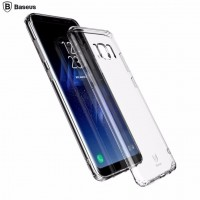 Samsung Galaxy S8 Plus Baseus Ultra Thin Transparent TPU Case (Clear)