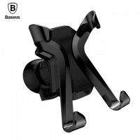 Baseus X-Shaped Air Vent Car Mount for 4' - 6' Phone Device