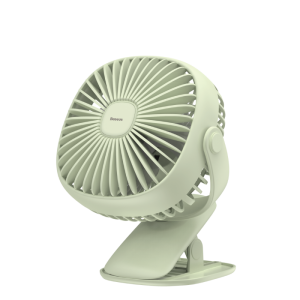 Baseus Box Clamping Fan with Light