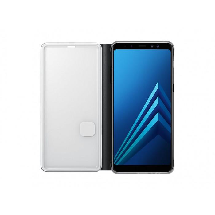 competitive price 4e12e 34042 Original Samsung Neon Flip Cover for Samsung Galaxy A8+ 2018