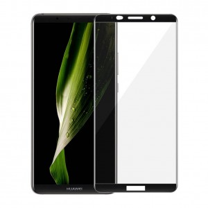 Full Covered Curved Tempered Glass Screen Protector for Huawei Mate 10 Pro