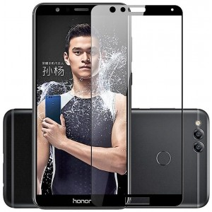 Full Covered Tempered Glass Screen Protector for Huawei Honor 7x