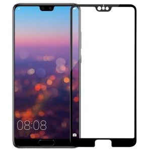 Nillkin Amazing 3D CP+ Max Full Covered Tempered Glass Screen Protector for Huawei P20 Pro (Black)