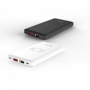 Yoobao W5 Dual Input Wireless Charging 5000mAh Power Bank