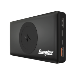 Energizer QE10000CQ QC3.0 + Type-C PD2.0 10000mAh Wireless Charging Power Bank