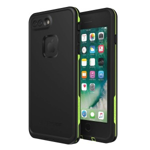 Original LifeProof FRE Series Protective Case compatible with Apple iPhone 8 Plus (Night Lite)