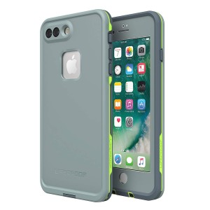 Original LifeProof FRE Series Protective Case compatible with Apple iPhone 8 Plus (Drop In)