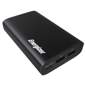 Energizer UE10013 10050mAh Dual USB Port Power Bank