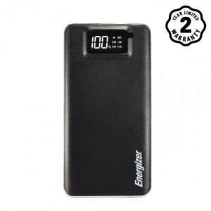 Energizer UE10018 10000mAh Dual USB Power Bank with LED Indicator