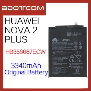 Original Huawei Nova 2 Plus HB356687ECW 3340mAh Standard Battery