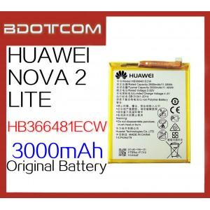 Original Huawei Nova 2 Lite 3000mAh HB366481ECW Standard Battery
