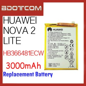 Huawei Nova 2 Lite 3000mAh HB366481ECW Standard Battery