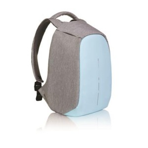 Original Bobby Compact XD Design Anti Theft Cut Proof Backpack (Pastel Blue)