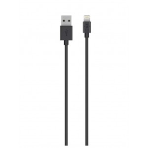 Original Belkin Lightning MIXIT 4 FT Tangle Free Sync and Charge Cable