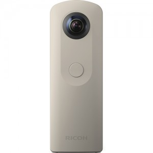 Ricoh Theta SC 360' Spherical Digital Camera