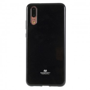 Mercury Goospery Pearl Jelly Gel Soft TPU Back Case for Huawei P20 Pro
