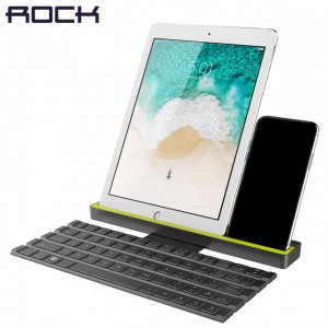Rock R4 Multi-Function Rollable Bluetooth Wireless Keyboard