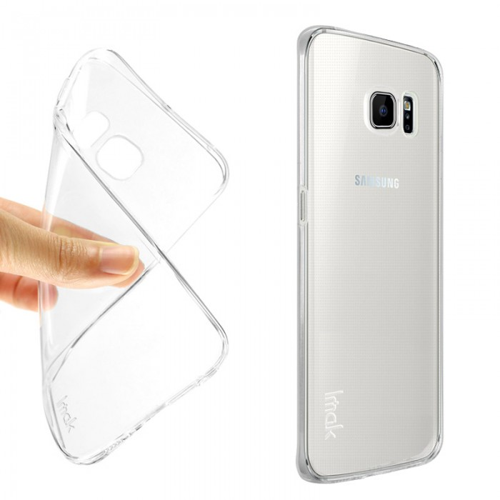 premium selection 5be5c 5bbba Ultra Thin Silicone TPU Case compatible with Samsung Galaxy S7 (Clear)