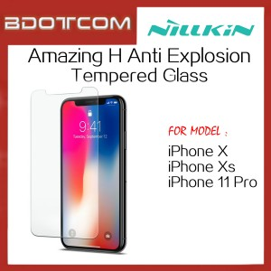 [CLEARANCE] Nillkin Amazing H Anti Explosion Tempered Glass for Apple iPhone X / Xs / 11 Pro