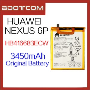 Original Huawei Nexus 6P HB416683ECW 3450mAh Standard Battery