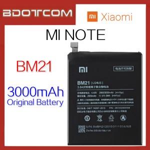 Original Xiaomi Mi Note BM21 3000mAh Standard Replacement Battery