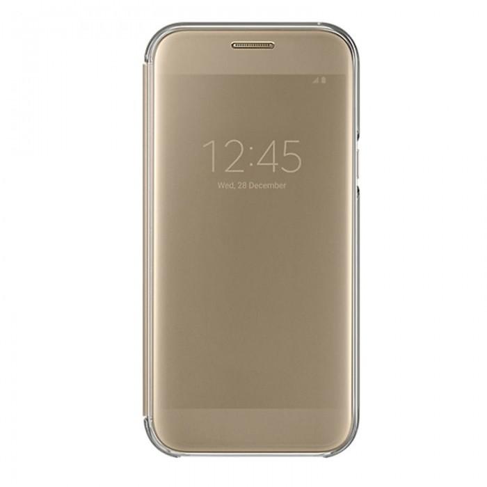 super popular 2796e ad8e6 Clear View Cover Case for Samsung Galaxy A6 Plus