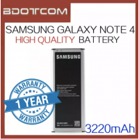 High Quality Replacement Battery for Samsung Galaxy Note 4 N910
