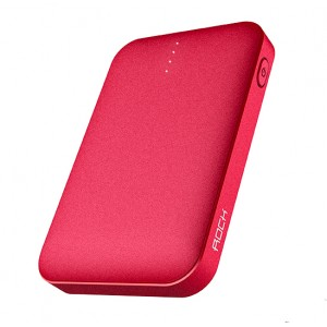 Rock P51 10000mAh Mini Dual USB Port Power Bank