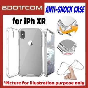 Anti-Shock Drop Proof Protective Case for Apple iPhone XR