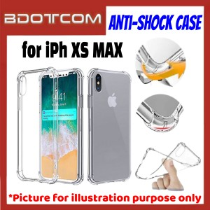 Anti-Shock Drop Proof Protective Case for Apple iPhone XS Max