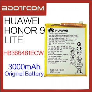 Original Huawei Honor 9 Lite 3000mAh HB366481ECW Standard Battery