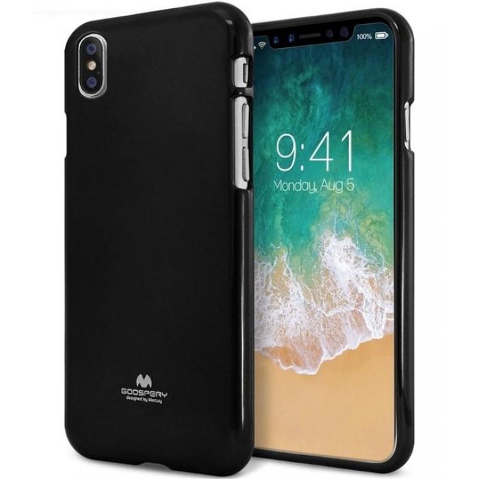 best service 0b876 0e705 Mercury Goospery Pearl Jelly Soft TPU Back Case for Apple iPhone XS Max