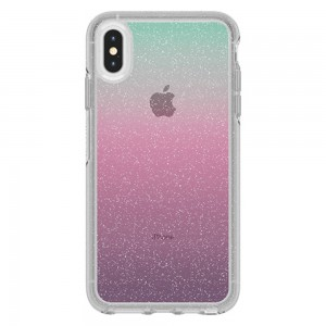 Original Otterbox Symmetry Clear Graphic Series Case for Apple iPhone Xs Max