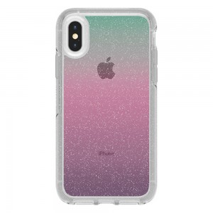 Original Otterbox Symmetry Clear Graphic Series for Apple iPhone X/Xs