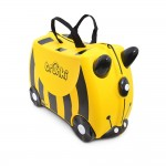 Trunki TR0044-GB01 Kids Ride-On Luggage Suitcase (Bernard Bee)