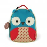 Original Skip Hop Zoo Lunchies Insulated Lunch Bag - Owl